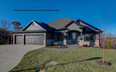 Columbia Single Family Home For Sale: LOT 129 RED FEATHER CT.