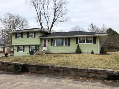 Moberly MO Single Family Home For Sale: $139,900