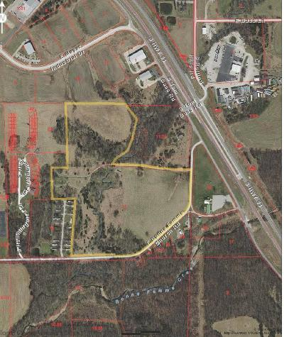 Columbia Residential Lots & Land For Sale: 5401 E BONNE FEMME CHURCH Rd