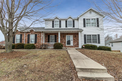Columbia Single Family Home For Sale: 4511 REVERE Ct