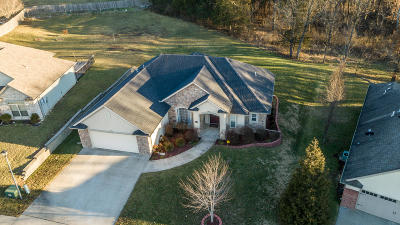 Columbia Single Family Home For Sale: 3504 BARKSDALE MILL Dr