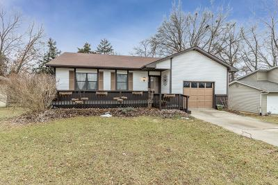 Columbia Single Family Home For Sale: 6840 E SOUTH FIELD Dr