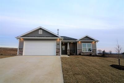 Columbia Single Family Home For Sale: 4143 W POSEY Ln
