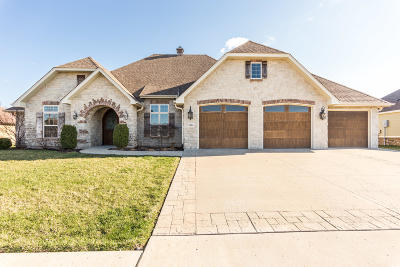 Columbia Single Family Home For Sale: 6504 UPPER BRIDLE BEND Dr