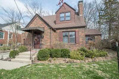 Columbia Single Family Home For Sale: 114 N WEST Blvd