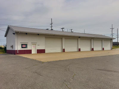 Moberly Commercial For Sale: 1015 W HIGHWAY 24