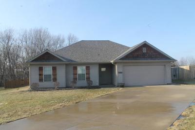 Moberly MO Single Family Home For Sale: $159,900