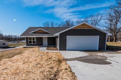 Huntsville Single Family Home For Sale: 529 JOHNSON St