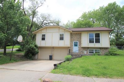 Columbia Single Family Home For Sale: 3901 CANNON Ct