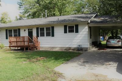 Madison Single Family Home For Sale: 204 S TODD St