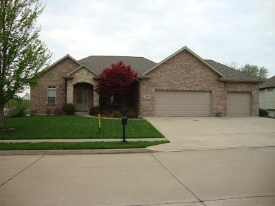Columbia Single Family Home For Sale: 4602 VILLA WOOD Ct