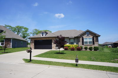 Columbia Single Family Home For Sale: 4005 SHEARWATER Dr