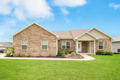 Columbia Single Family Home For Sale: 1214 RAINBOW TROUT Cir