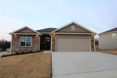Columbia Single Family Home For Sale: 4240 W POSEY Ln