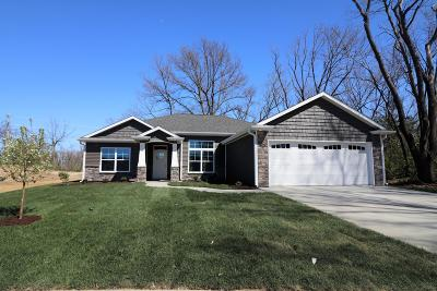 Columbia Single Family Home For Sale: 7590 S LAVENDER Dr