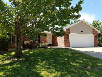 Columbia Single Family Home For Sale: 3802 CORINTH Ct