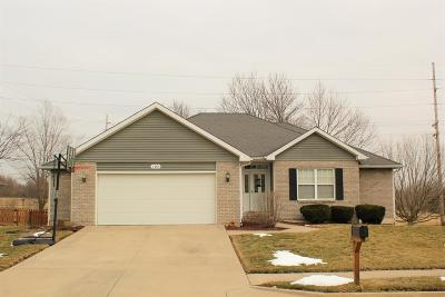 Columbia Single Family Home For Sale: 702 WINDERMERE Dr