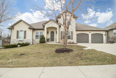 Columbia Single Family Home For Sale: 3802 EAGLE VIEW Ct
