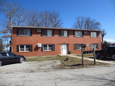 Columbia Multi Family Home For Sale: 6224 N EAST CIRCLE Dr