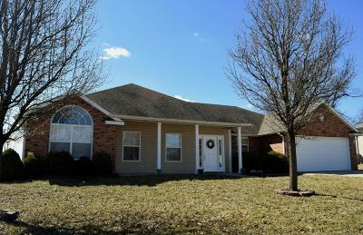 Columbia Single Family Home For Sale: 5504 KELSEY Dr