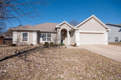 Columbia Single Family Home For Sale: 3709 WATTS Dr