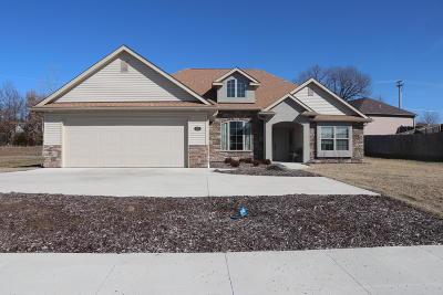 Columbia Single Family Home For Sale: 109 BLUE RIDGE Rd