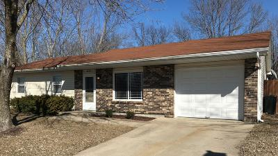 Columbia Single Family Home For Sale: 3700 SPRING CRESS Dr
