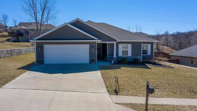 Columbia Single Family Home For Sale: 708 PYTHON Ct