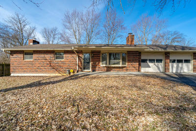 Columbia Single Family Home For Sale: 1703 N PIN OAK Blvd