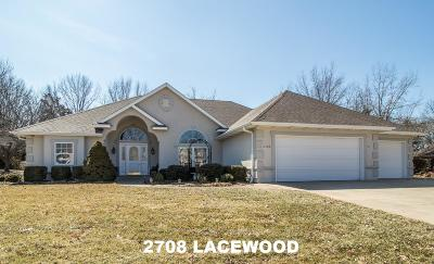 Columbia Single Family Home For Sale: 2708 LACEWOOD Dr