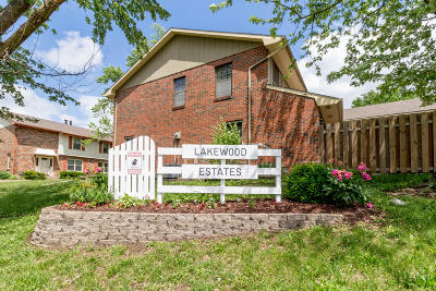 Columbia Condo/Townhouse For Sale: 1570 LAKEWOOD Dr