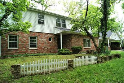 Columbia Single Family Home For Sale: 208 W BRANDON Rd