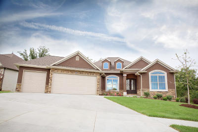 Columbia Single Family Home For Sale: 4808 SAWGRASS Dr
