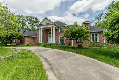 Columbia Single Family Home For Sale: 651 W COVERED BRIDGE Rd