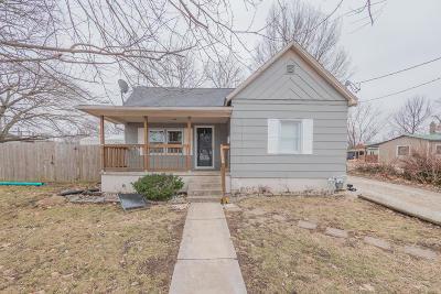 Huntsville Single Family Home For Sale: 604 W DEPOT St