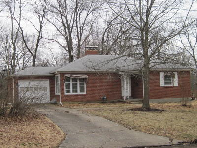 Columbia Single Family Home For Sale: 120 LINDELL Dr