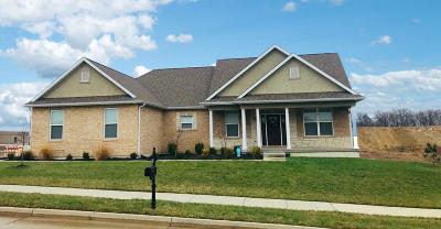 Columbia Single Family Home For Sale: 2109 BATES CREEK Dr