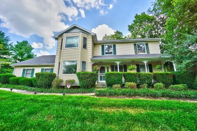 Columbia Single Family Home For Sale: 3378 S COUNTRY WOODS Rd