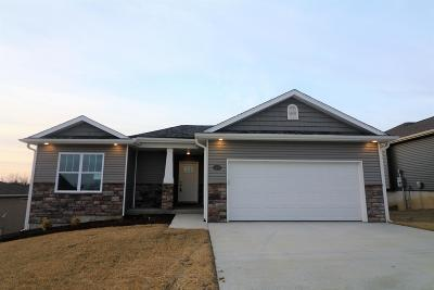 Columbia Single Family Home For Sale: 4275 W POSEY Ln