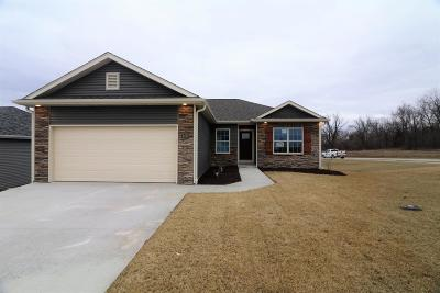 Columbia Single Family Home For Sale: 4292 W POSEY Ln