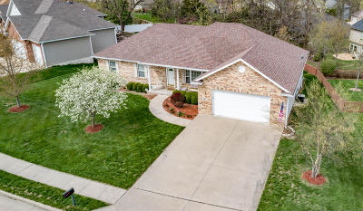 Columbia Single Family Home For Sale: 213 WILD GINGER Ct