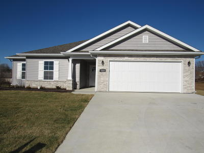 Columbia Single Family Home For Sale: 201 COPPER MOUNTAIN Dr
