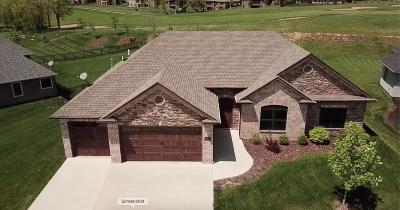Columbia Single Family Home For Sale: 6201 BENT GRASS Way