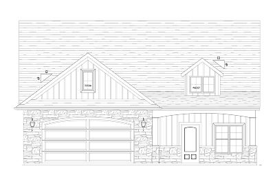 Columbia Single Family Home For Sale: LOT 140 MEADOWVIEW Dr