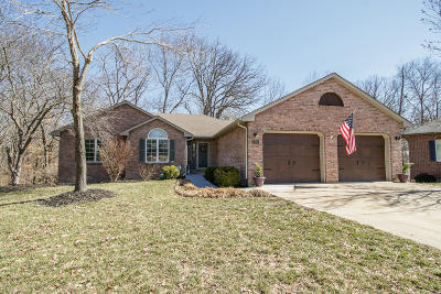 Columbia Single Family Home For Sale: 3801 CORINTH Ct