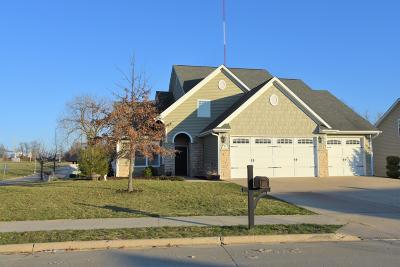 Columbia Single Family Home For Sale: 6002 MISTY SPRINGS Way