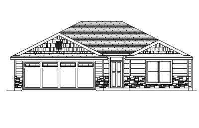 Columbia Single Family Home For Sale: LOT 328 W PERENNIAL Ct