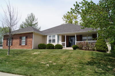 Columbia Single Family Home For Sale: 1901 E RIVIERA Dr