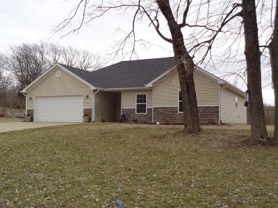 Columbia Single Family Home For Sale: 900 W PRAIRIE VIEW Dr