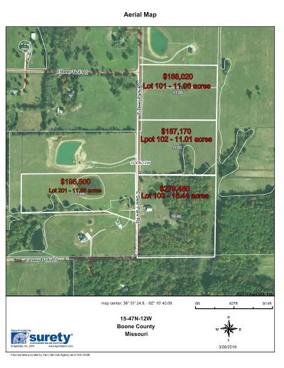 Columbia Residential Lots & Land For Sale: E DEER PARK Rd